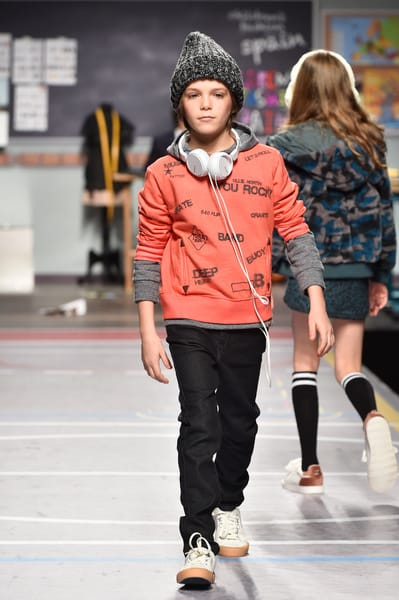 Andrea_Children's fashion from Spain @Pitti Bimbo